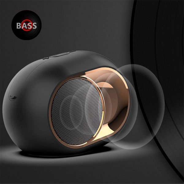 اسپیکر بلوتوثی خانگی باس مدل BASS X6