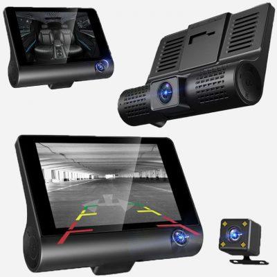 دوربین هوشمند خودرو مدل T909