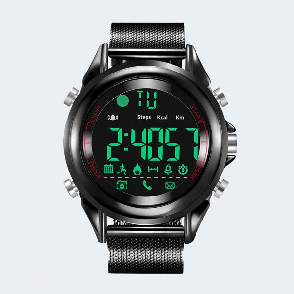 ساعت مچی دیجیتالی هوشمند جی سو مدل 1707