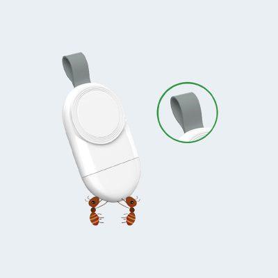 شارژر بی سیم و پاوربانک اپل واچ دی ان DN