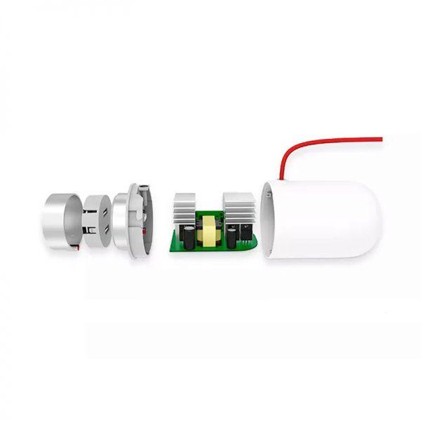 شارژر فندکی و مبدل برق ماشین شیائومی مدل Mijia 100W
