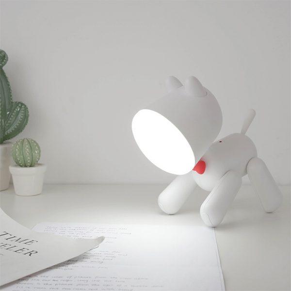چراغ خواب عروسکی مدل واگی