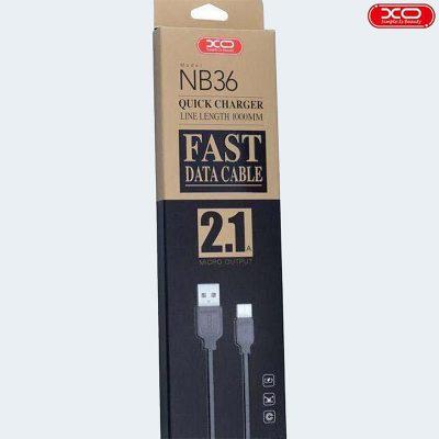 کابل شارژ ایکس او مدل XO NB36