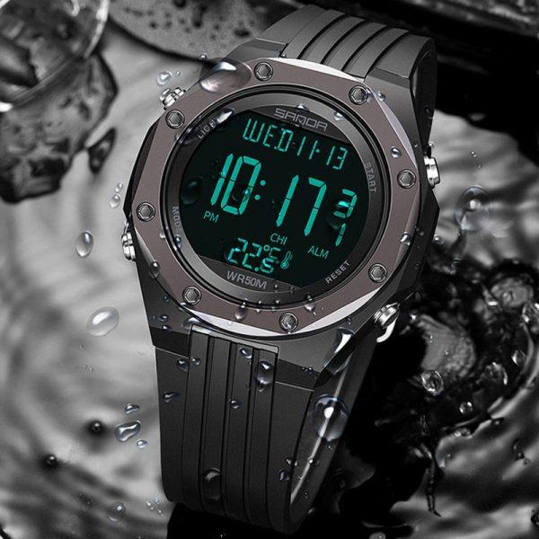ساعت مچی دیجیتال هوشمند Sanda