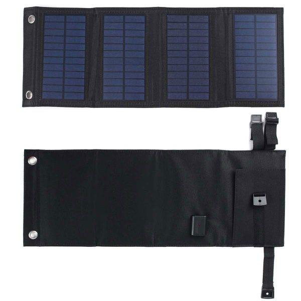 شارژر خورشیدی همراه \ویوک
