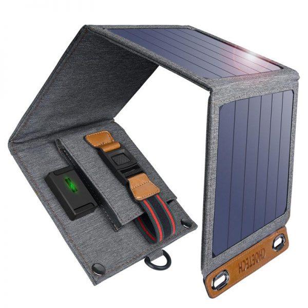 شارژر خورشیدی چویتک مدل  Choetech SC004