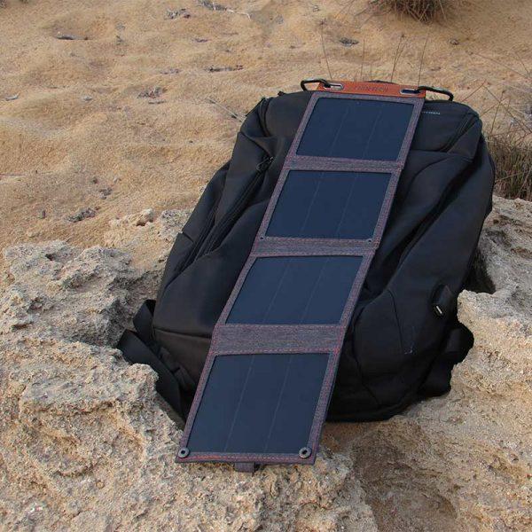 شارژر /خورشیدی چویتک مدل Choetech SC004