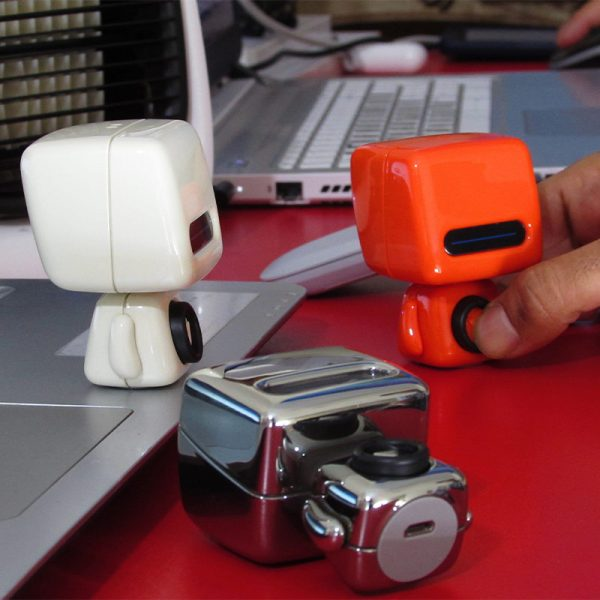 مشخصات اسپیکر. بلوتوثی ربات Robot