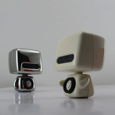 مشخصات اسپیکر ربات Robot