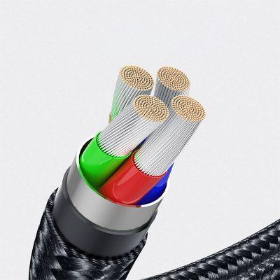 کابل مغناطیسی سه کاره ویوک