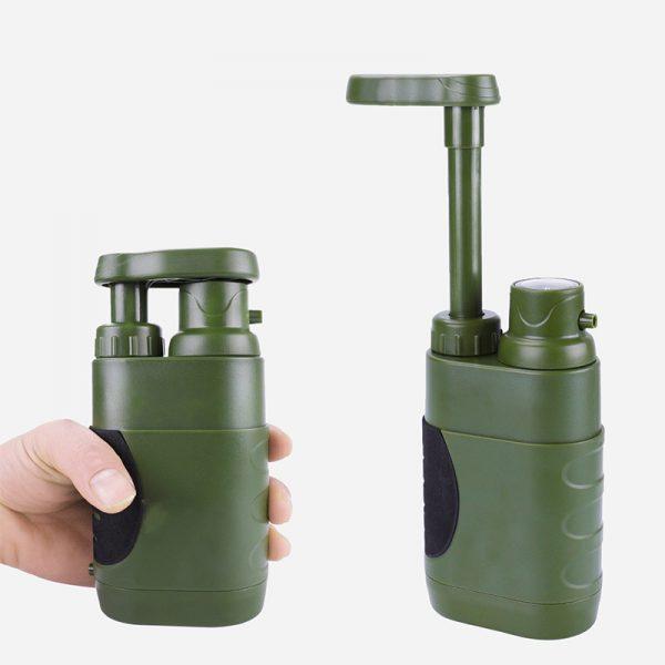 تصفیه کننده آب قابل حمل ویوک